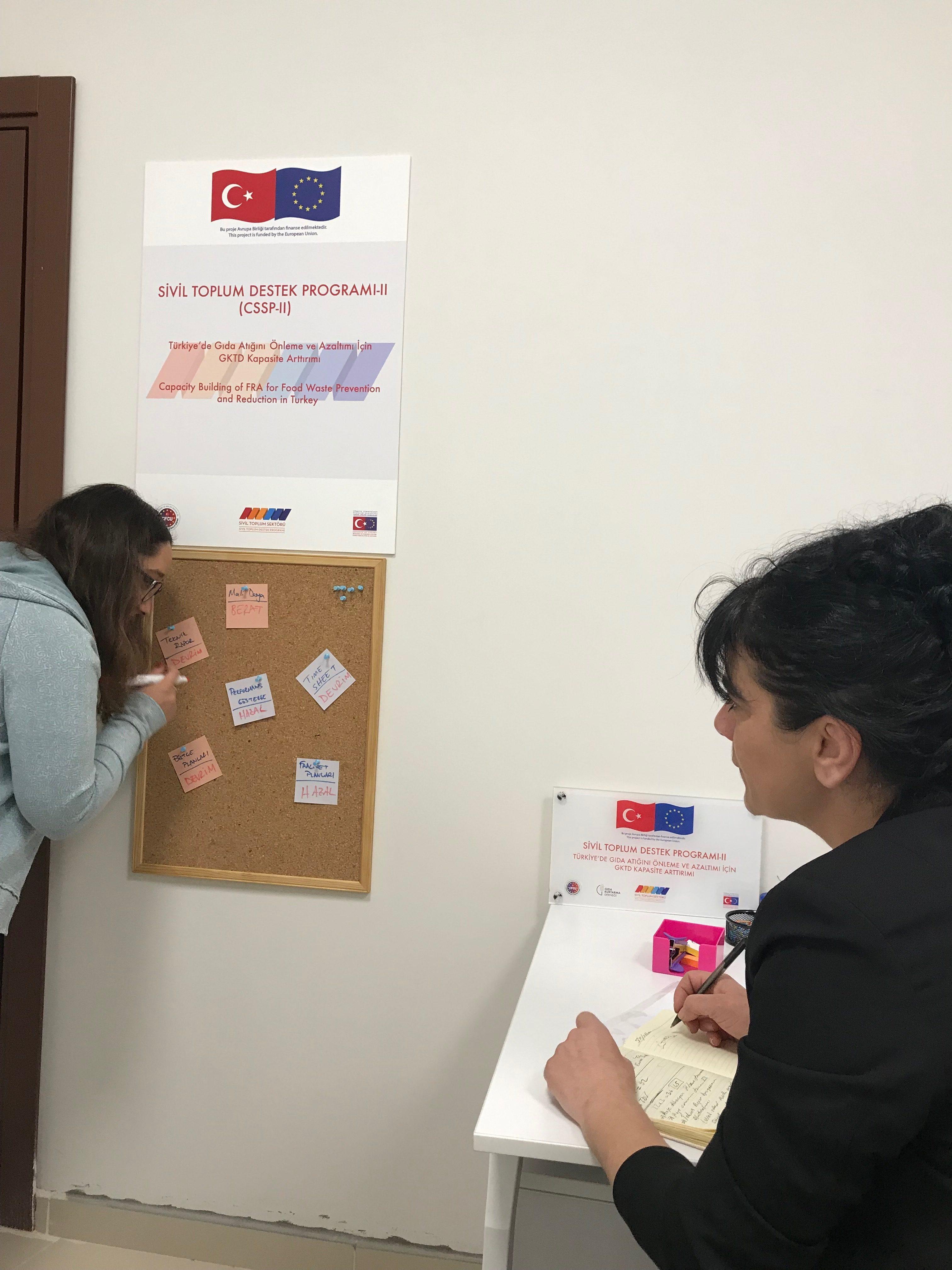 30 Nisan 2019- Proje İnceleme ve Değerlendirme Toplantısı