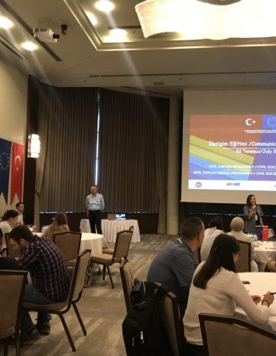 29 Temmuz 2019 CSSP-III Bilgilendirme Toplantısı