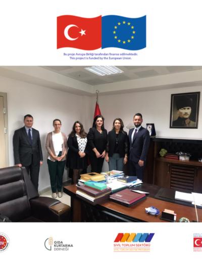 18 Ekim 2019, T.C. Tarım ve Orman Bakanlığı Ziyareti